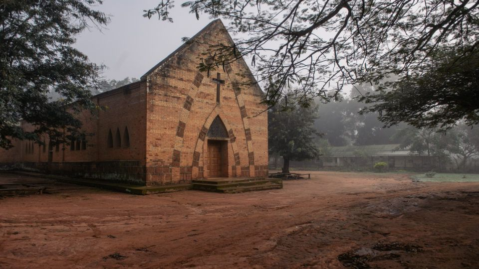 church in south sudan