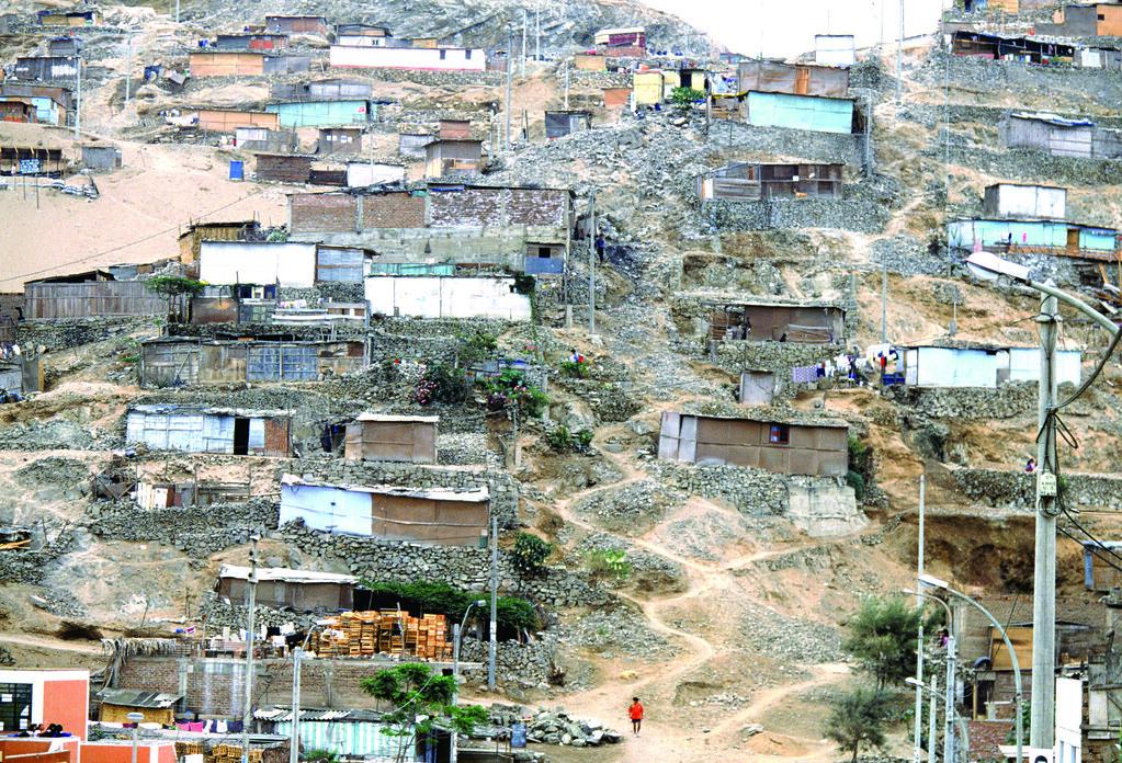 el salvador slum