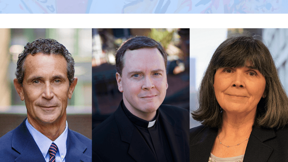 Panel of Faith on the Frontlines participants
