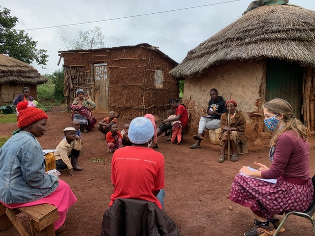 Covid-19 training and prevention in Swaziland