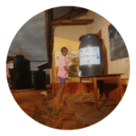 collecting safe drinking water