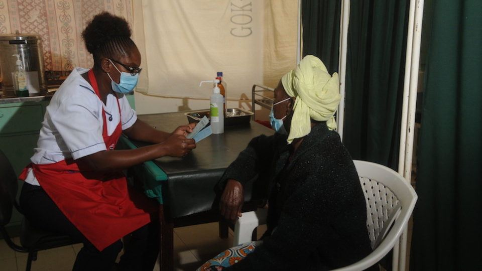 Cancer screening in Kenya June 2020