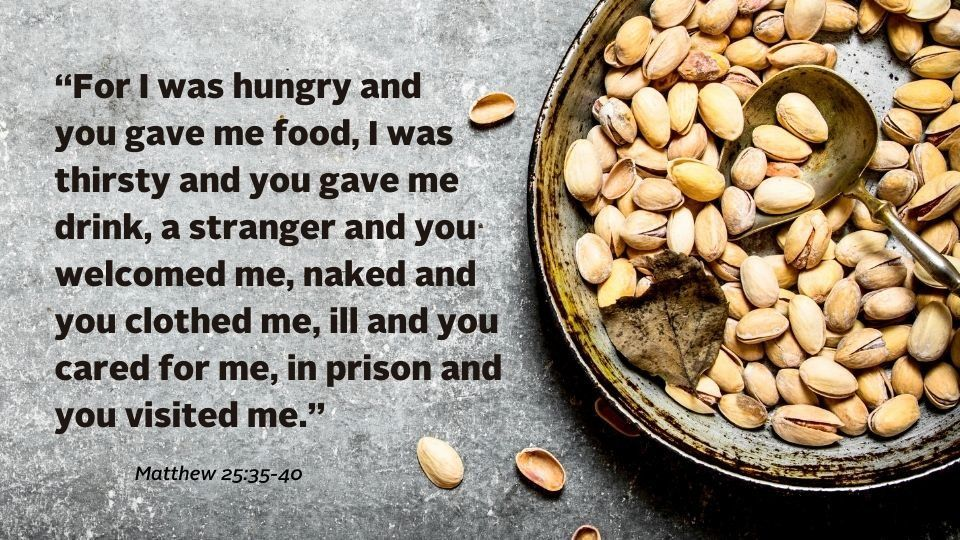weekly reflection image for november 22