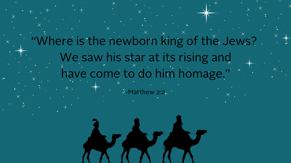 three kings day weekly reflection