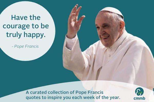 Pope Franics Booklet