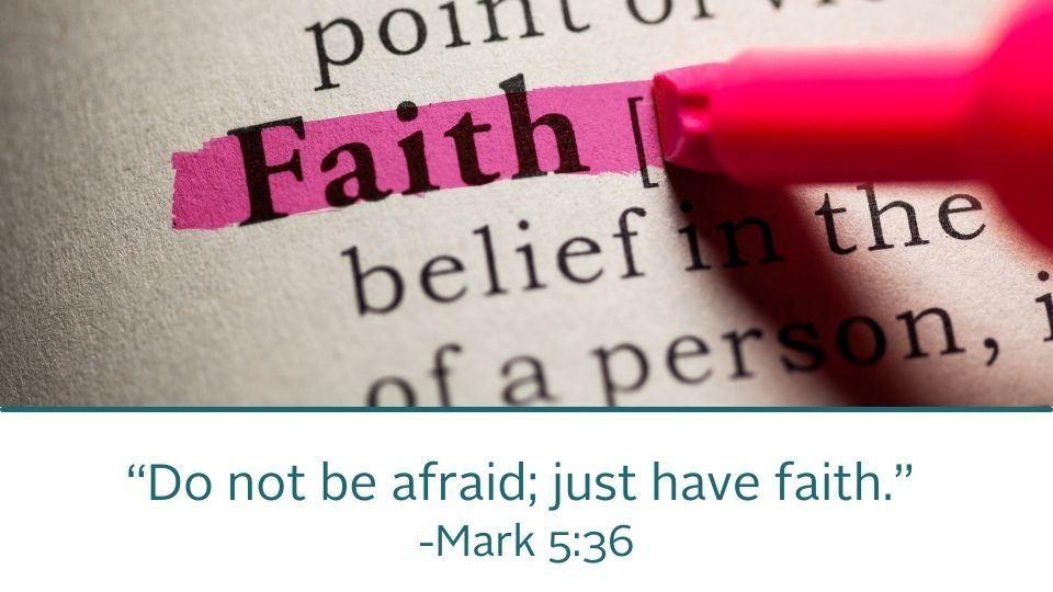 faith image for reflection