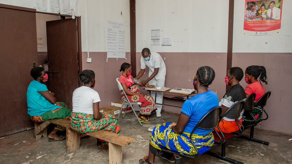 Community healthcare workers play an important role in maternal health by routinely visiting pregnant women and encouraging ANC.