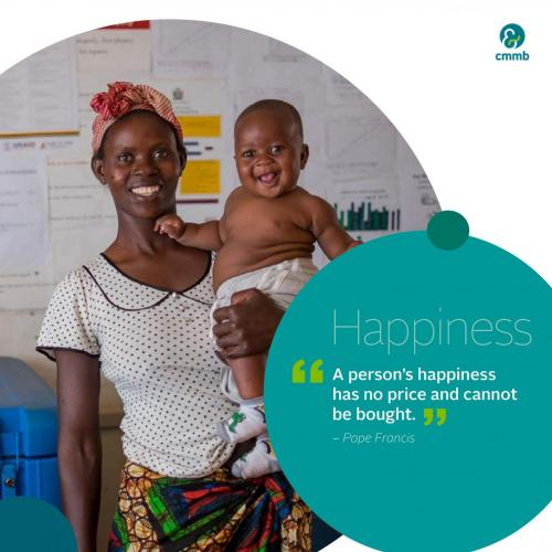 Pope Francis quote_Happiness_A perosn's happiness has no price and cannot be bought