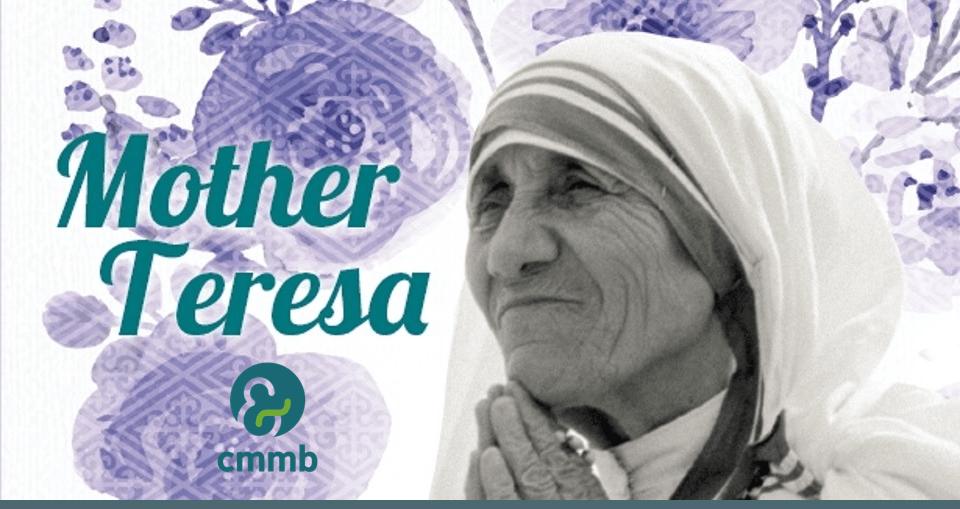Mother Teresa prayer