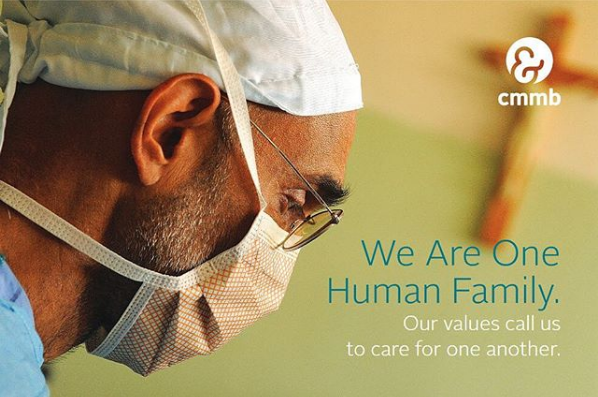 we are one human family