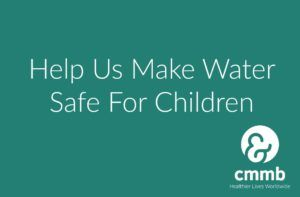 Help us make water safe